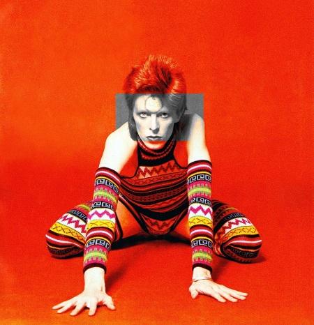 David Bowie - Ziggy1