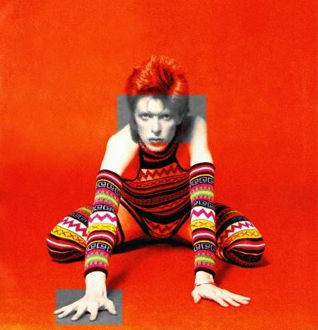 David Bowie - Ziggy2